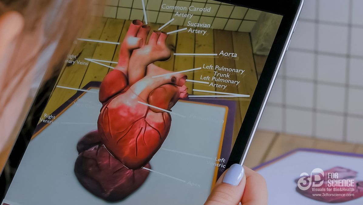 Medical applications, devices and training with Augmented Reality