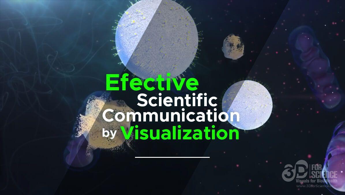 effecctive scientific communication by visualization