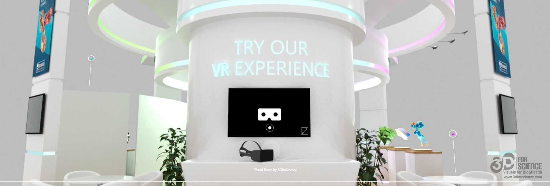 augmented reality virtual booth