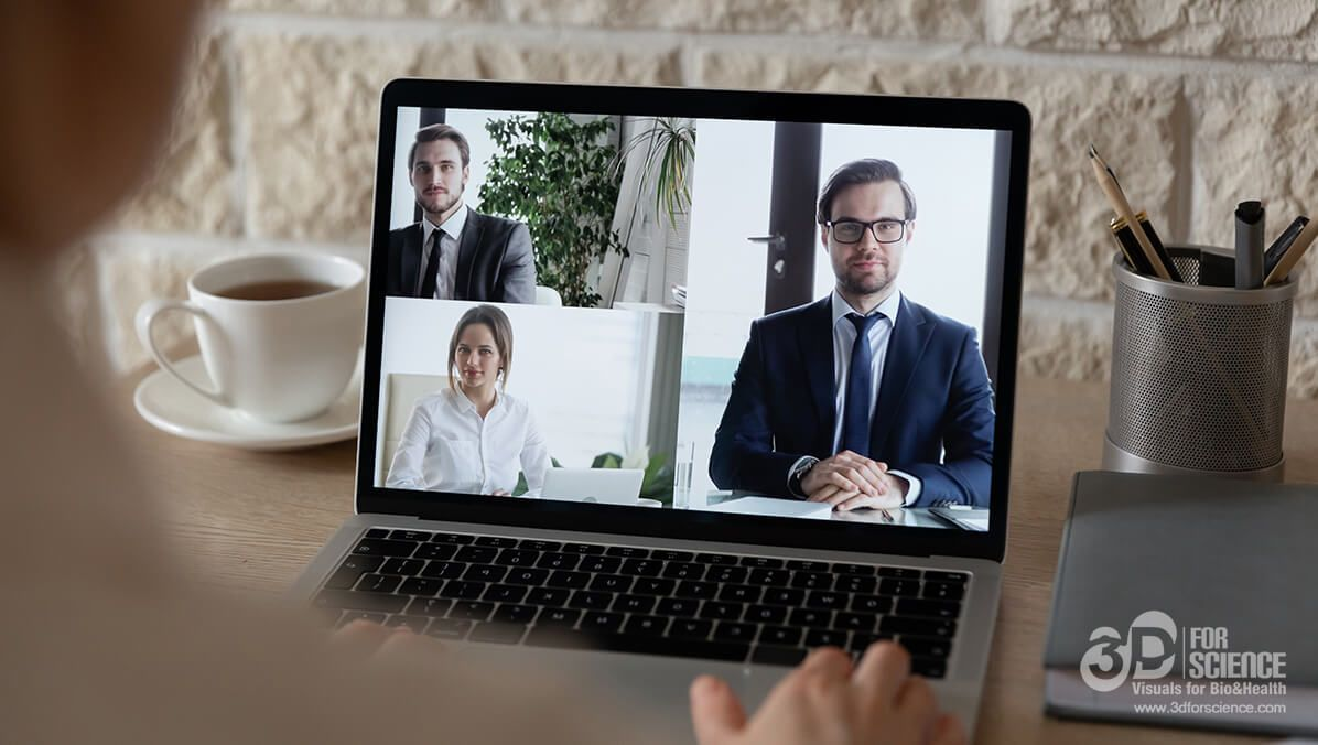 Connect with your virtual audience in 30 seconds