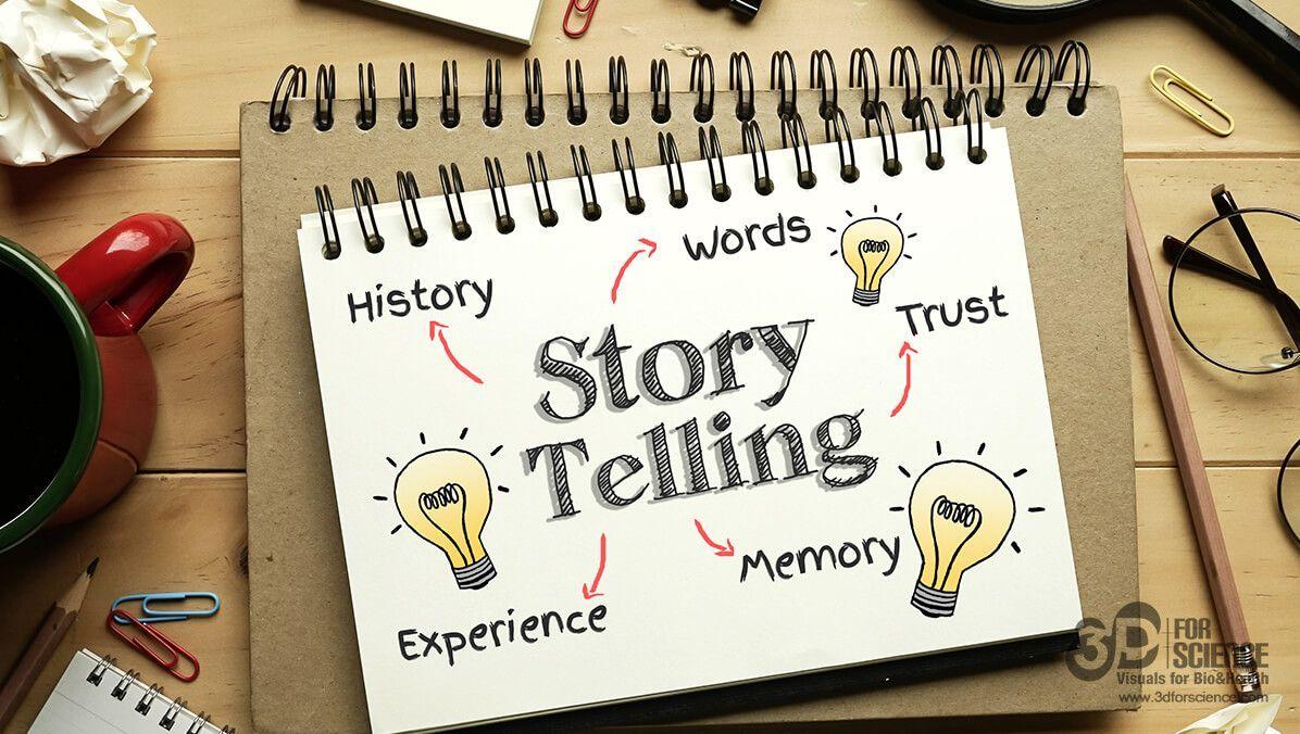 parts o a good storytelling