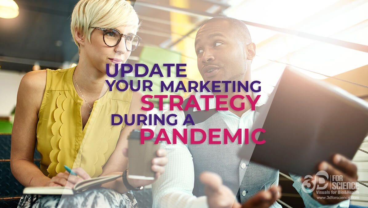 Update your marketing strategy during a pandemic