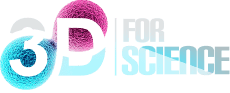 Logo 3D for Science